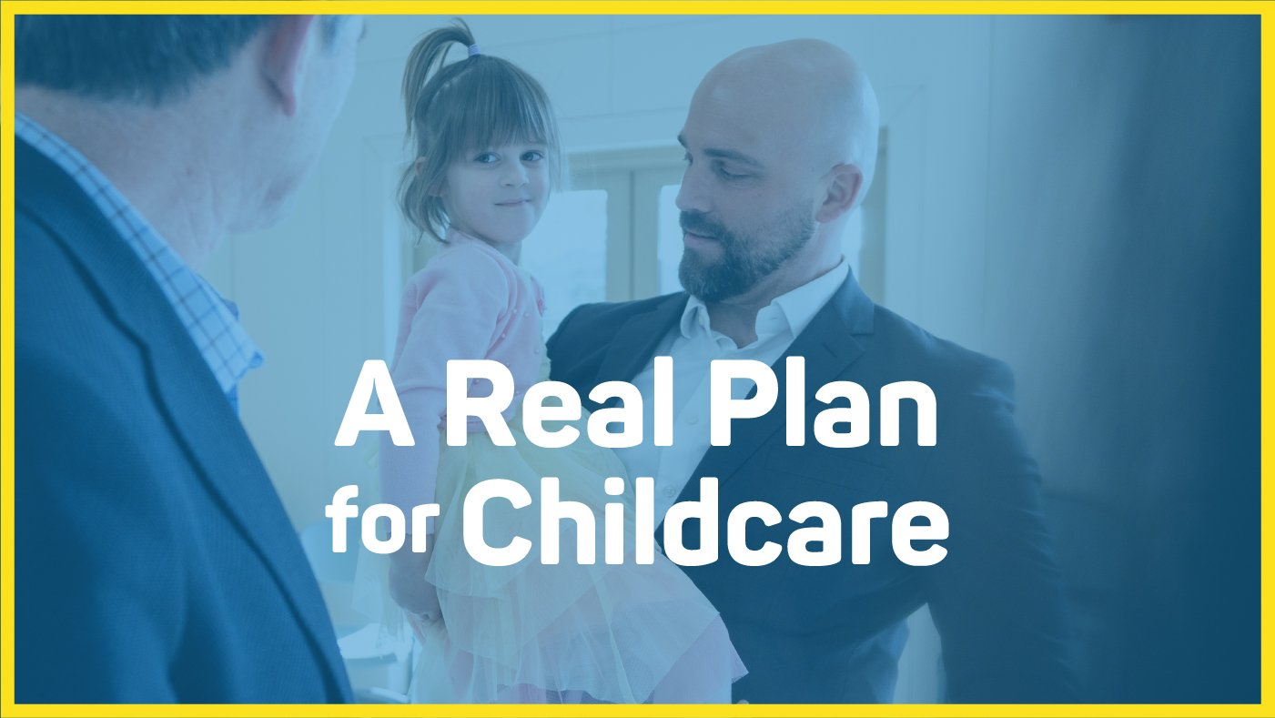 BC Liberals Childcare Plan