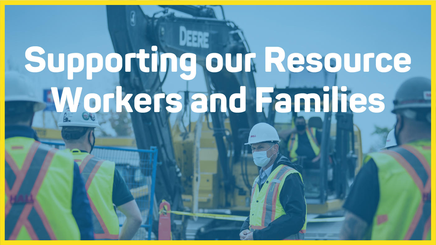 Supporting our Resource Workers and Families