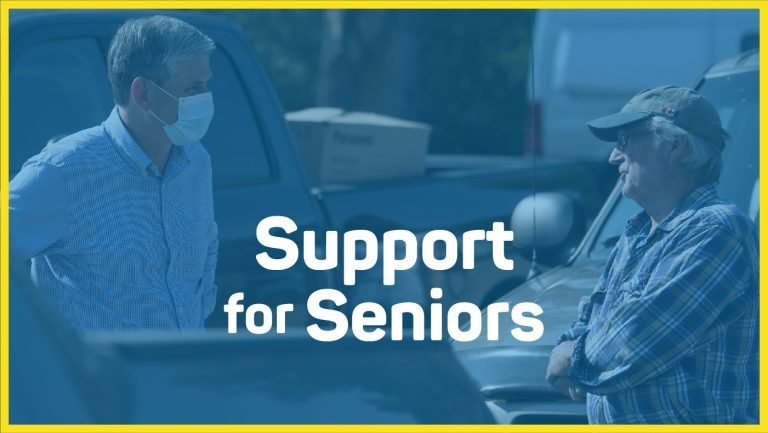 BC Liberal Party Policies for Seniors